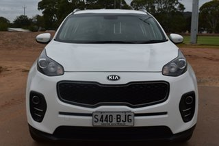 2015 Kia Sportage SL MY15 Si 2WD White 6 Speed Sports Automatic Wagon