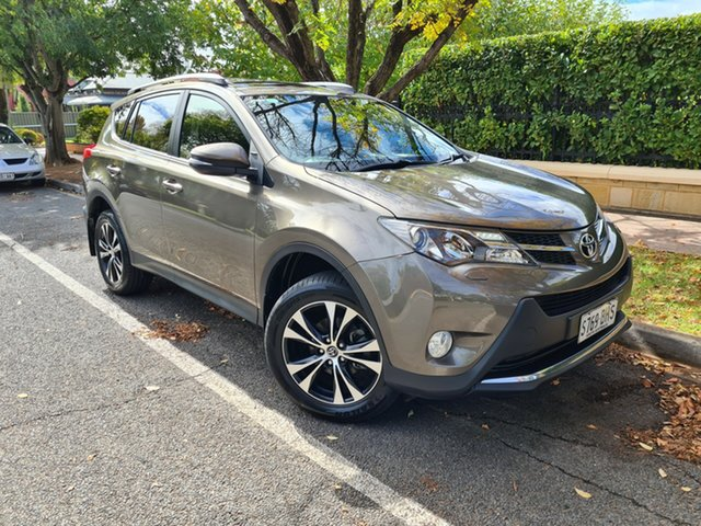Used Toyota RAV4 ASA44R MY14 Cruiser AWD Hawthorn, 2014 Toyota RAV4 ASA44R MY14 Cruiser AWD Bronze 6 Speed Sports Automatic Wagon