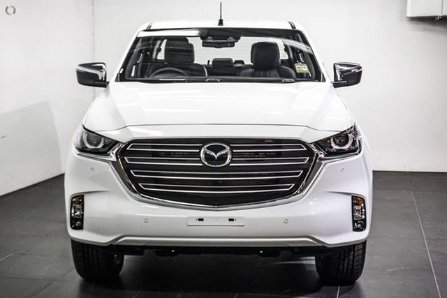 New Mazda BT-50 TFS40J GT East Maitland, 2021 Mazda BT-50 TFS40J GT White 6 Speed Sports Automatic Utility
