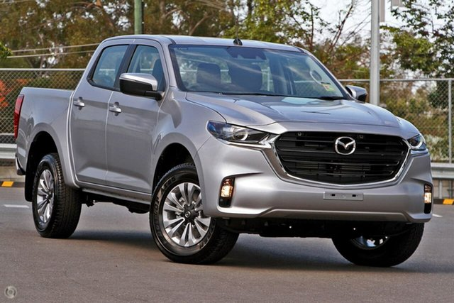 New Mazda BT-50 TFS40J XT East Maitland, 2020 Mazda BT-50 TFS40J XT Silver 6 Speed Sports Automatic Utility