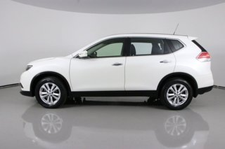 2015 Nissan X-Trail T32 ST (4x4) White Continuous Variable Wagon