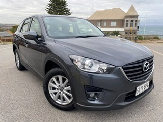 2017 Mazda CX-5 KE1032 Maxx SKYACTIV-Drive i-ACTIV AWD Grey 6 Speed Sports Automatic Wagon.