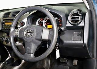 2007 Toyota RAV4 ACA33R MY08 CV Blue 4 Speed Automatic Wagon