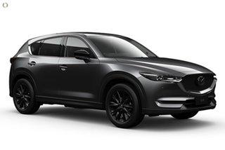 2021 Mazda CX-5 KF4WLA GT SKYACTIV-Drive i-ACTIV AWD SP Grey 6 Speed Sports Automatic Wagon