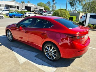 2016 Mazda 3 BM5236 SP25 SKYACTIV-MT GT Red 6 Speed Manual Sedan