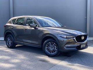 2020 Mazda CX-5 KF4WLA Touring SKYACTIV-Drive i-ACTIV AWD Titanium Flash 6 Speed Sports Automatic.