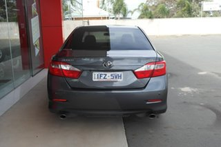 2016 Toyota Aurion GSV50R AT-X Grey 6 Speed Sports Automatic Sedan.