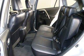 2014 Toyota RAV4 ASA44R Cruiser (4x4) Silver 6 Speed Automatic Wagon