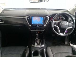 2020 Isuzu D-MAX RG MY21 LS-U Crew Cab Basalt Black 6 Speed Sports Automatic Utility