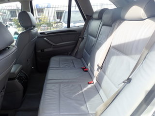 2004 BMW X5 E53 3.0D Adventurine Silver 6 Speed Automatic Wagon