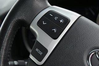 2015 Toyota Landcruiser VDJ200R MY13 Sahara Silver 6 Speed Sports Automatic Wagon