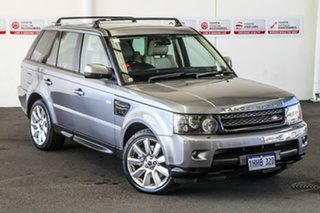 2012 Land Rover Range Rover MY12 Sport 3.0 SDV6 6 Speed Automatic Wagon.