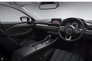 2021 Mazda 6 GL1033 Sport SKYACTIV-Drive Blue 6 Speed Sports Automatic Sedan.