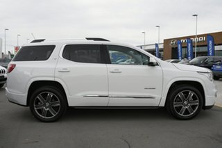 2019 Holden Acadia AC MY19 LTZ-V AWD White 9 Speed Sports Automatic Wagon.