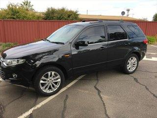2013 Ford Territory SZ TS Seq Sport Shift Blue 6 Speed Sports Automatic Wagon.