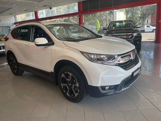 2019 Honda CR-V RW MY19 VTi-E FWD White 1 Speed Constant Variable Wagon.