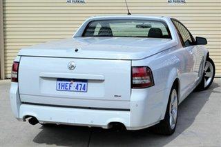 2014 Holden Ute VF MY14 SV6 Ute White 6 Speed Sports Automatic Utility