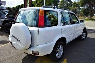2000 Honda CR-V Sport 4WD White 4 Speed Automatic Wagon.