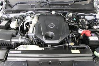 2017 Nissan Navara D23 Series II ST (4x4) Silver 7 Speed Automatic Dual Cab Utility