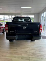 2020 Mazda BT-50 XT Blue 6 Speed Automatic Dual Cab