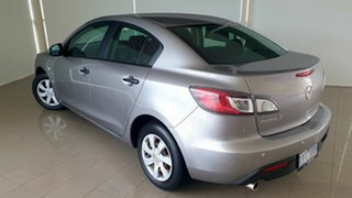 2010 Mazda 3 BL10F1 Neo Activematic Silver, Chrome 5 Speed Sports Automatic Hatchback.