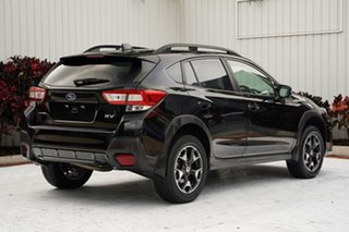 2018 Subaru XV G5X MY18 2.0i-L Lineartronic AWD Black 7 Speed Constant Variable Wagon