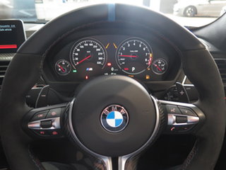 2018 BMW M3 F80 MY18 Competition Black 7 Speed Auto Dual Clutch Sedan
