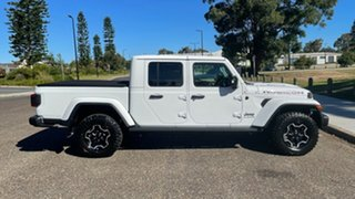 2021 Jeep Gladiator JT MY21 Rubicon Pick-up Bright White 8 Speed Automatic Utility