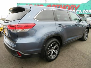 2019 Toyota Kluger GSU55R GX AWD Blue 8 Speed Sports Automatic Wagon