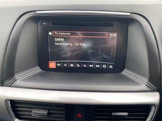 2017 Mazda CX-5 KE1032 Maxx SKYACTIV-Drive i-ACTIV AWD Grey 6 Speed Sports Automatic Wagon