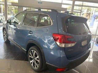 2021 Subaru Forester S5 MY21 2.5i Premium CVT AWD Horizon Blue 7 Speed Constant Variable Wagon.