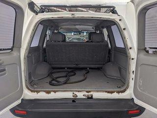 2006 Toyota Landcruiser HZJ105R Standard White 5 Speed Manual Wagon