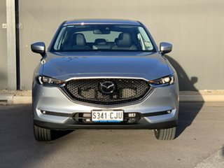 2021 Mazda CX-5 KF4WLA GT SKYACTIV-Drive i-ACTIV AWD Sonic Silver 6 Speed Sports Automatic Wagon