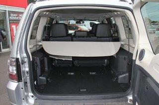 2020 Mitsubishi Pajero NX MY21 GLS Sterling Silver 5 Speed Sports Automatic Wagon