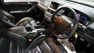 2015 Ford Falcon FG X XR6 Gold 6 Speed Manual Sedan
