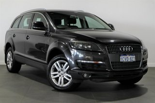 2008 Audi Q7 MY08 TDI Quattro Grey 6 Speed Sports Automatic Wagon.