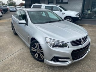 2015 Holden Commodore VF MY15 SS Storm Silver 6 Speed Sports Automatic Sedan.