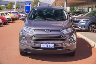 2017 Ford Ecosport BK Titanium PwrShift Grey 6 Speed Sports Automatic Dual Clutch Wagon