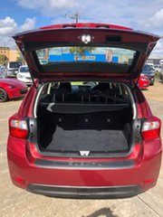 2013 Subaru Impreza G4 MY13 2.0i Lineartronic AWD Red 6 Speed Constant Variable Hatchback