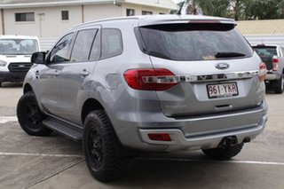 2015 Ford Everest UA Trend Aluminium 6 Speed Sports Automatic SUV