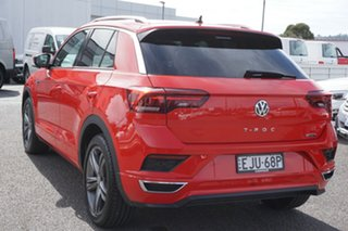 2020 Volkswagen T-ROC A1 MY20 140TSI DSG 4MOTION Sport Red 7 Speed Sports Automatic Dual Clutch