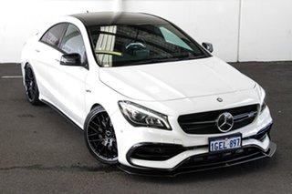 2016 Mercedes-Benz CLA45 117 MY15 AMG 7 Speed Automatic Coupe.
