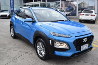 2020 Hyundai Kona OS.3 MY20 Active 2WD Blue 6 Speed Sports Automatic Wagon.