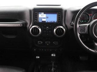 2017 Jeep Wrangler Unlimited JK MY17 Overland (4x4) Black 5 Speed Automatic Hardtop