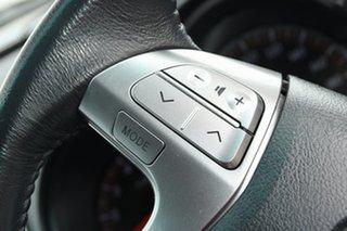 2014 Toyota Hilux KUN26R MY14 SR5 Double Cab Blue 5 Speed Manual Utility