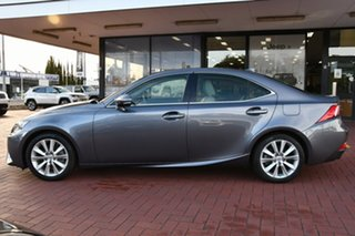 2013 Lexus IS GSE30R IS250 Luxury Grey 6 Speed Sports Automatic Sedan.