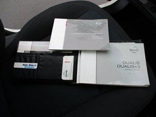 2013 Nissan Dualis ST White 4 Speed Automatic Wagon