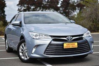 2017 Toyota Camry ASV50R Altise Blue 6 Speed Sports Automatic Sedan.