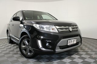 2018 Suzuki Vitara LY RT-S 2WD Black 6 Speed Sports Automatic Wagon
