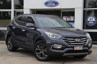 2017 Hyundai Santa Fe DM3 MY17 Active X 2WD Ocean View 6 Speed Sports Automatic Wagon.